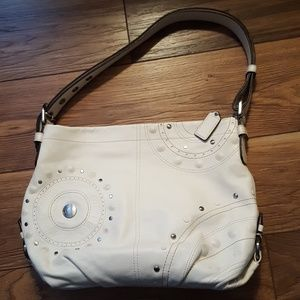 Coach M1069-F16178 studded purse